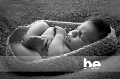 newborn baby portraiture