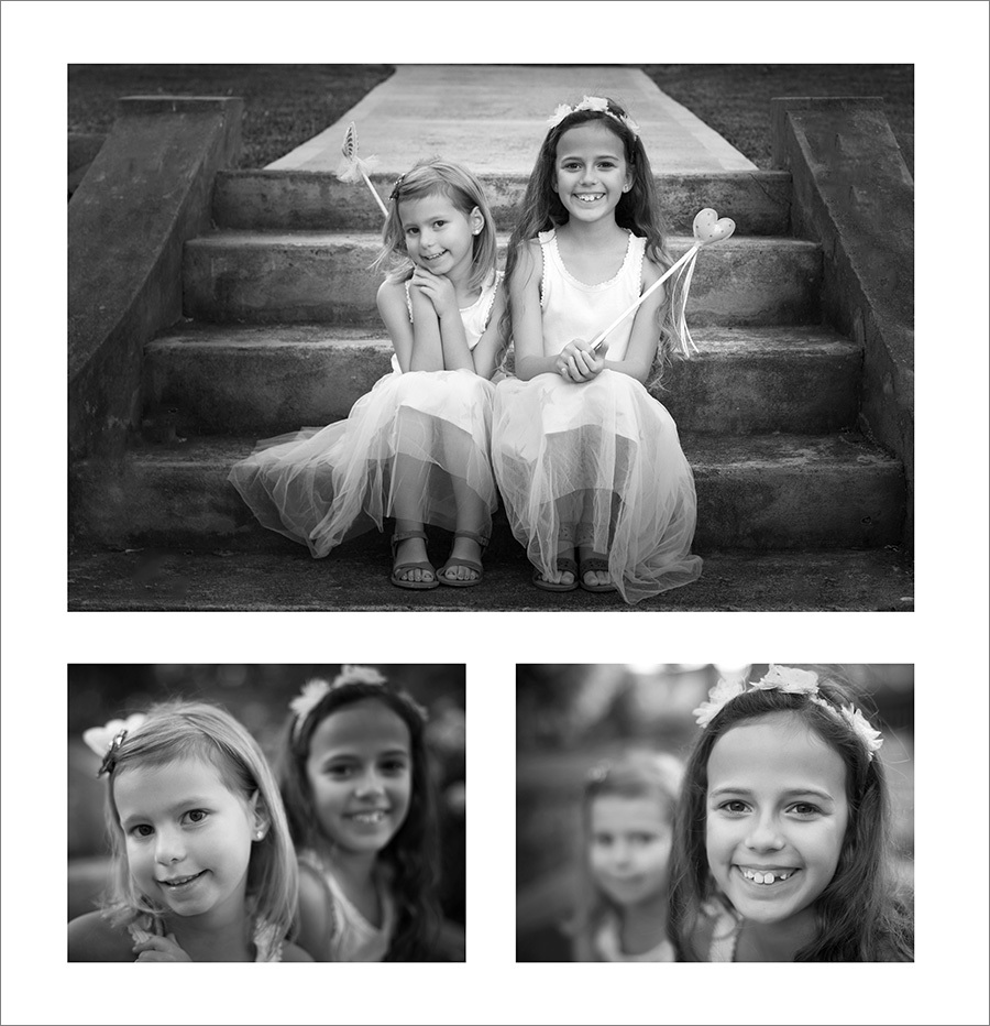 Storyboard of child photography perth