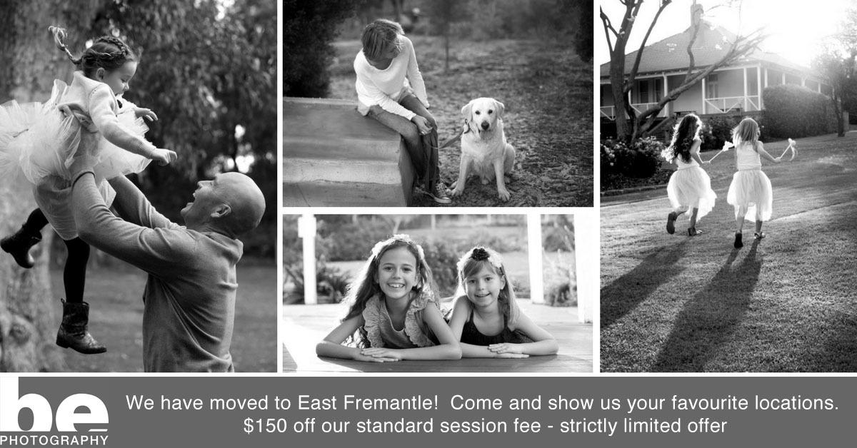 east fremantle family portraiture